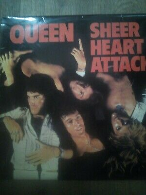 Queen   Sheer Heart Attack   Lp • 14.99£