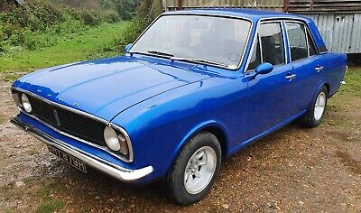 Ford Cortina Mk2 1600 Deluxe 1970, • 7,950£
