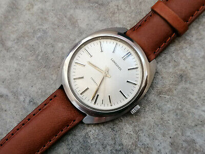 $ CDN303.80 • Buy Vintage 1970's Longines Conquest Cal. 706 17 Jewels Mens Watch EXCELLENT