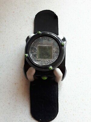 Ben 10 Ten Omnitrix 2007 RARE Watch With Lights & Sounds Toy Used • 14.99£
