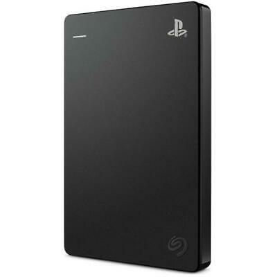 AU151.50 • Buy Seagate 2TB Game Drive External Hard Drive For PS4 PlayStation USB 3.0 BLK