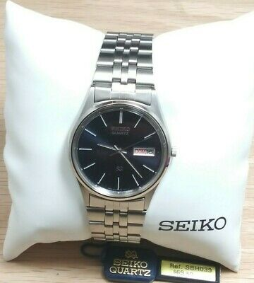 $ CDN90.46 • Buy New ! Silver Tone Seiko Watch 5h23-7009 / Box / Papers
