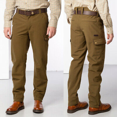 £46.99 • Buy Rydale Shooting Trousers Multi Pocket Hunting Trousers Breathable Pants Green
