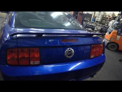 $85 • Buy Trunk/Hatch/Tailgate With Spoiler Pedestal Mount Fits 05-09 MUSTANG 328247