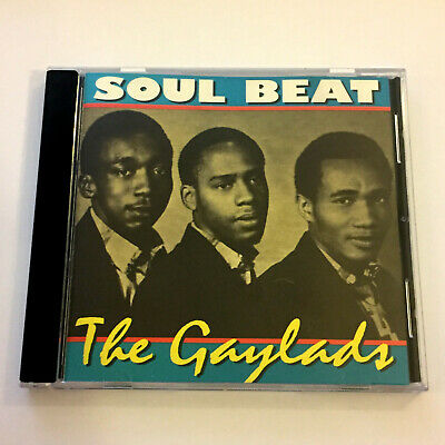 The Gaylads – Soul Beat (CD) Studio One SOCD 001 • 9.99£