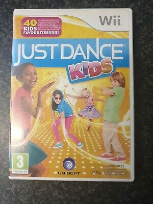 Just Dance Kids (Nintendo Wii, 2011) VGC With Manual  • 9.99£