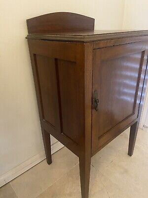 AU50 • Buy Antique Victorian English Table. Bedside Table