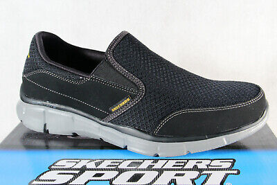 Skechers Men's Slippers Sneakers Low Shoes Sports Shoes Black New • 69.75£