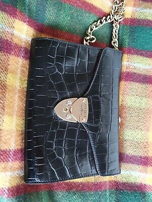 Aspinal Of London Black Bag • 75£