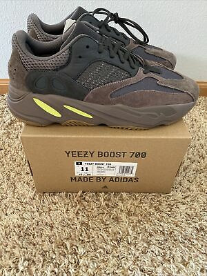 $ CDN521.29 • Buy Adidas Yeezy Boost 700 Mauve EE9614 Size 11 Authentic