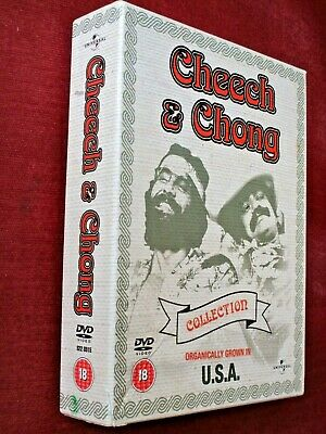 Cheech And Chong - Born In East LA / Next Movie / Things Are Tough All Over /... • 8.99£