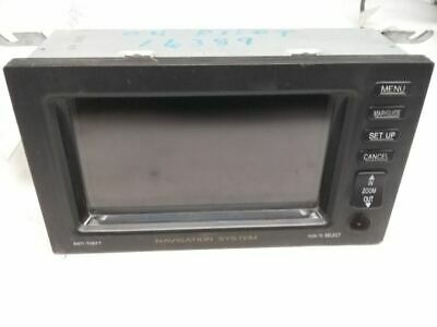 $47 • Buy Info-GPS-TV Screen Display Screen Dash Navigation Fits 03-05 PILOT 367028