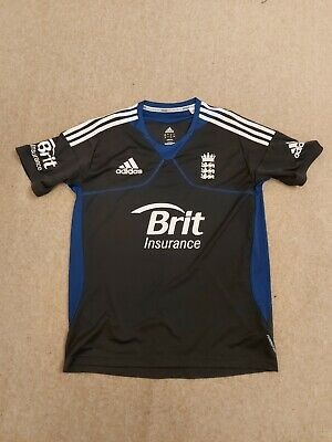 Adidas One Day England Cricket Shirt Jersey Large  • 15£