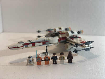 AU123.50 • Buy Lego Star Wars 6212 X-wing Starfighter