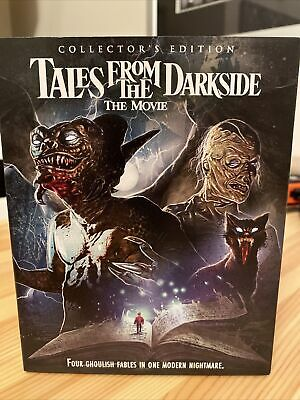 Tales From The Darkside The Movie - Collectors Edition Scream Factory Blu Ray • 19.99£