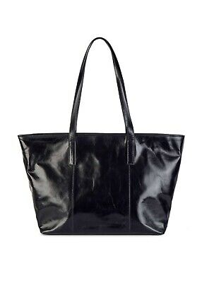 Hobbs Gable Leather Tote Bag Navy • 50£