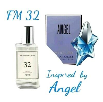FM 32 Pure Collection Federico Mahora Fragrance For Women 50ml • 14.90£
