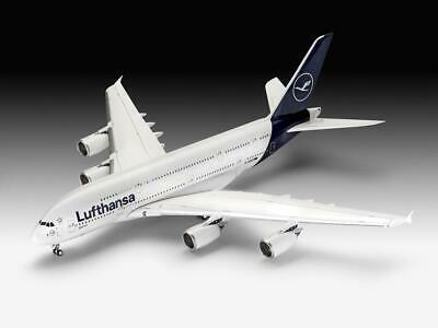 Revell 03872 Airbus A380-800 Lufthansa New Livery (1:144 Scale) • 31.95£
