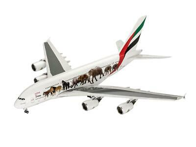 £31.95 • Buy Revell 03882 Airbus A380-800 Emirates Wild Livery (1:144 Scale)