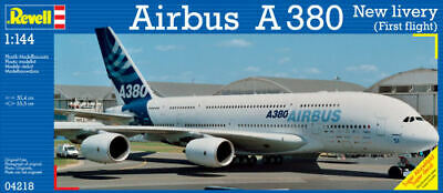 £31.95 • Buy Revell 04218 Airbus A380 New Livery (1:144 Scale)