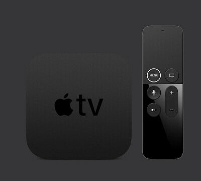 AU164.50 • Buy Apple TV (5th Generation) 4K 32GB HD Media Streamer - A1842
