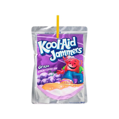 American Import - Kool Aid Jammer Grape - 6fl.oz (177ml) • 2.30£