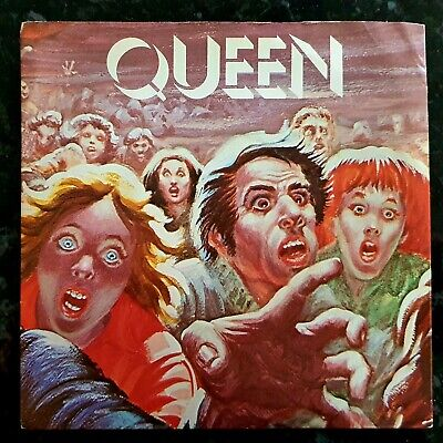 Queen - Spread Your Wings / Sheer Heart Attack - 1977 7  P/S • 8.99£