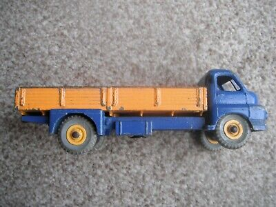 Dinky Big Bedford Lorry Model No.522 Blue/Yellow • 4.20£