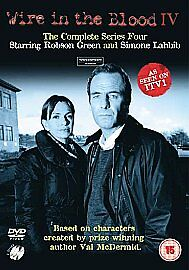 Wire In The Blood - Series 4 - Complete (DVD, 2007, 2-Disc Set) • 1.20£