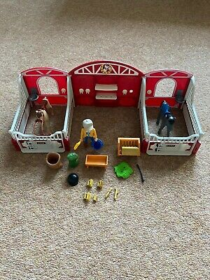 Playmobil 5983 Horse Stable • 3.20£