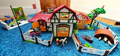 Playmobil Country Horse Farm 6926 & Horse Show 5224, With Extras! • 50£