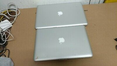 $ CDN264.28 • Buy Lot Of 2 Apple Macbook Pro 15  A1286 & 13  Macbook Pro A1278 Laptops For Parts