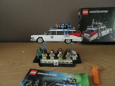 LEGO Ideas Ghostbusters Ecto-1 (21108) BOXED COMPLETE SEEPHOTOS • 31£