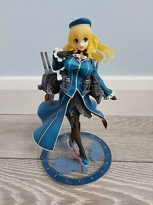KanColle Kantai Collection Atago 1/8 Scale Painted PVC Figure Ques Q - NO BOX • 60£