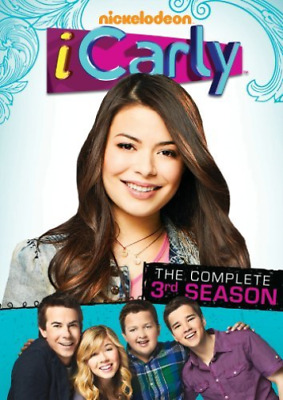TV-Icarly: The Complete 3Rd Season DVD NEW • 13.48£