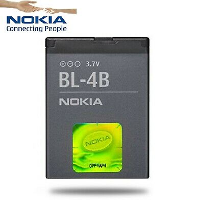 New Nokia BL-4B Battery For Nokia 2630 2660 2760 5000 6111 6101 6131 7370 N76 • 3.95£