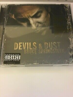Bruce Springsteen - Devils And Dust (+DVD) (CD 2005) 2-Disc Acoustic Boss!  • 0.99£
