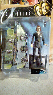 AU40 • Buy X Files Agent Scully  Fight The Future  Series 1 Figurine