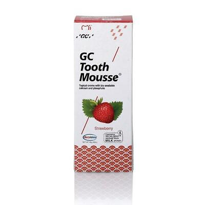 AU39.95 • Buy GC - Tooth Mousse Tooth Recaldent Crème CHOOSE YOUR FLAVOUR 40g