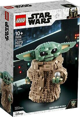 AU209.90 • Buy LEGO 75318 Star Wars The Child (brand New Sealed) Free Shipping