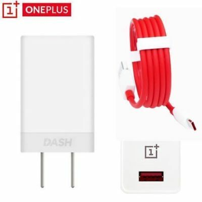 AU18.91 • Buy For Oneplus 5 5T Original 5V 4A Dash Charger Adapter+Dash Type-C Cable