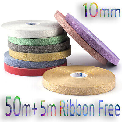 $2.81 • Buy 10mm Glitter Ribbon Balloons Curling SparKle Ribbon Gift Craft Wrapping Ribon