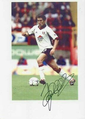 £30 • Buy John Collins - Fulham - Signed Picture - COA (9931)