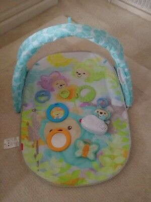 £15 • Buy Fisher Price Play Mat, Hanging Toys And Music Player