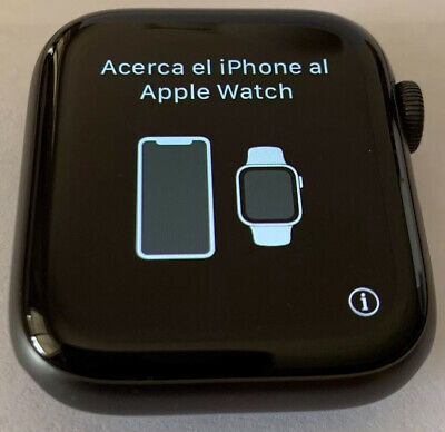 AU285 • Buy Apple Watch Series 5 44 Mm Space Grey Aluminium Case