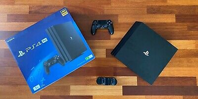 AU255 • Buy **MINT** Sony PlayStation 4 PS4 Pro 1TB Console