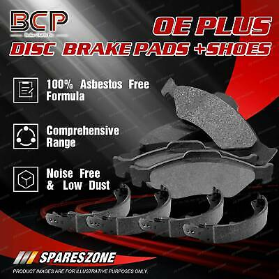AU79.95 • Buy Front Brake Pads + Rear Shoes Set For Kia Pregio TB 2.7L 60KW RWD Van