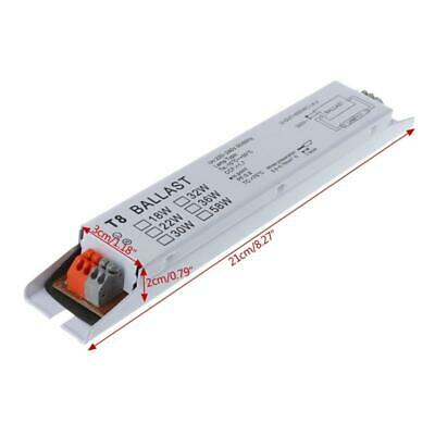 £6.69 • Buy T8 220-240V AC 2x30W Wide Voltage Electronic Ballast Fluorescent Lamp Ballasts