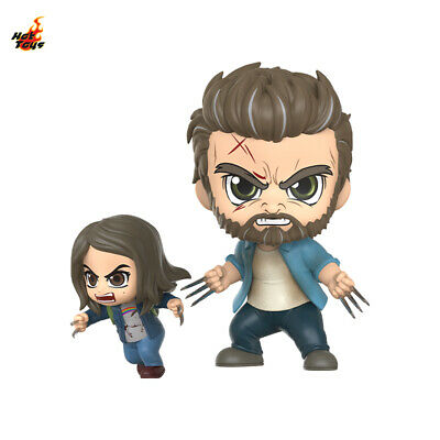 $ CDN73.25 • Buy Hot Toys Marvel Logan COSB792YS Logan & X-23 Cosbaby Collectible Set OFFICIAL