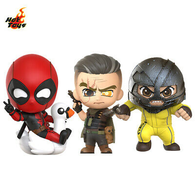 $ CDN52.80 • Buy Hot Toys Marvel DEADPOOL 2 Deadpool Cable Juggernaut Cosbaby Collectible
